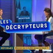 Marie Visot : « La réforme de l'Etat en est au point mort . »