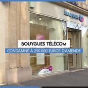 La Cnil condamne Bouygues Télécom à une amende de 250.000 euros pour une faille de sécurité