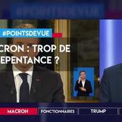 Macron : trop de repentance ?