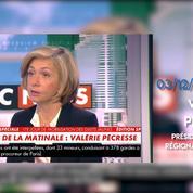 Valérie Pécresse: «Quand je vois la profanation de l'Arc de Triomphe, j'ai honte pour la France»