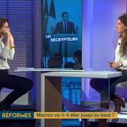 Sophie de Ravinel : « Macron n'a pas de parti pour soutenir ses réformes sur le terrain. »