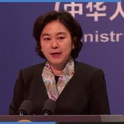 Huawei : «Ils sont devenus la risée du monde», juge le ministère chinois des Affaires étrangères