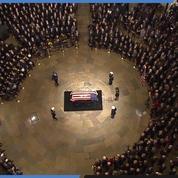 L'hommage du Congrès américain à l'ancien président Georges H.W. Bush