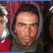 Photos des trois suspects dans les meurtres de deux Scandinaves au Maroc