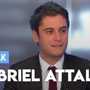 Gabriel Attal: «Il ne faut pas de sujets tabous dans la concertation nationale
