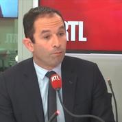 Benoît Hamon : «Jean-Luc Mélenchon a quitté les rives de la gauche»