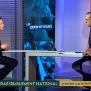 Charles Sapin : « La main tendue par Marine Le Pen à Mélenchon est un baiser de la mort »
