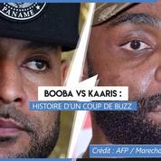 Booba vs Kaaris : histoire d'un coup buzz