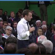 Macron à propos du Brexit : «Avec ce référendum, on a menti aux gens»