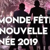 De Sydney à Rio, le monde célèbre la nouvelle année 2019