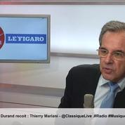 Le lancement du grand débat national ? «C'est un show» pour Thierry Mariani