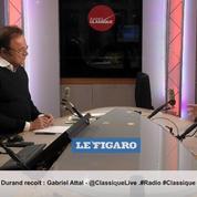Grand débat national : «Un demi million de contributions» sur la plateforme web selon Gabriel Attal