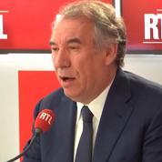 Bayrou sur le grand débat : «Aucune porte ne doit être fermée»