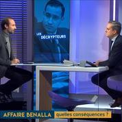 François-Xavier Bourmaud : « Après l'audition de Benalla, c'est le black-out à l'Elysée »