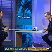 Judith Waintraub : « Une trentaine de députés influents de LaREM sont opposés à la loi anticasseurs »