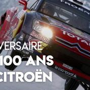 60 voitures emblématiques pour les 100 ans de Citroën