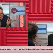 «Gilets jaunes» : «Il faut que cette crise s'arrête» pour Thierry Mariani