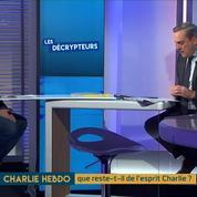 Christophe Cornevin : « Un numéro sur deux de Charlie sert à payer la protection du journal. »