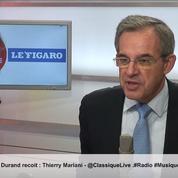 Thierry Mariani est l'invité de la matinale Radio Classique – Le Figaro