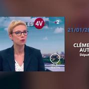 Grand débat national : «Un début très encourageant» pour Emmanuelle Wargon, «une tromperie sur la marchandise» selon Éric Woerth