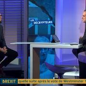 Olivier de France : « Le vote des conservateurs contre Theresa May est historique »