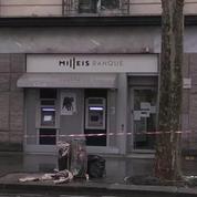Paris : une banque braquée près des Champs-Élysées