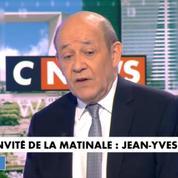Élection en RDC : «Il semble que les résultats (proclamés) ne soient pas conformes», selon Jean-Yves Le Drian