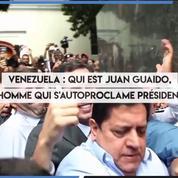 Qui est Juan Guaido, le président autoproclamé du Vénézuela ?