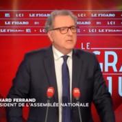 Richard Ferrand sur les 80 km/h : «Il faut donner le droit aux conseils départementaux et aux préfets de pouvoir déroger à cette règle»