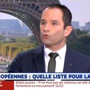 Benoît Hamon : «Plus de choses à attendre de l'Europe qu'à lui reprocher»