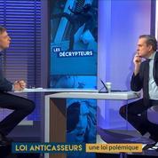 Jean Chichizola : « La loi anticasseurs fait l'unanimité contre elle de tous côtés »
