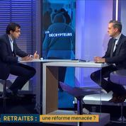 Eric Mengus : « Il y a un consensus entre les décideurs et le grand public sur la nécessité d'une réforme des retraites »