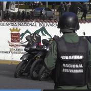 Venezuela: arrestation des militaires rebellés