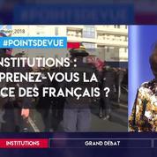 Institutions : comprenez-vous la défiance des Français ?