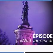 «Gilets jaunes» la suite : la «nuit jaune» tourne court à Paris