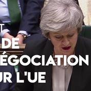 Royaume-Uni : Pas de renégociation pour l'accord de Brexit pour l'UE