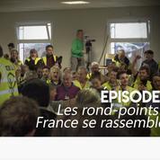«Gilets jaunes» la suite : les ronds-points de France se rassemblent