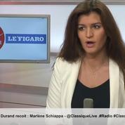 Marlène Schiappa est l'invitée de la matinale Radio Classique – Le Figaro