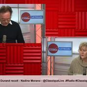 «Le Front national est une petite PME familiale organisée autour de Marine Le Pen» selon Nadine Morano