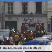 Forte explosion dans le 9e arrondissement de Paris