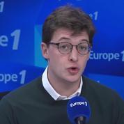 Sacha Houlié: «Nous n'avons pas besoin d'une opposition qui soit dans un délire paranoaïque»