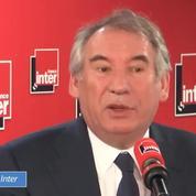 François Bayrou sur le non-cumul des mandats : «Cela peut faire l'objet d'une décision des Français»