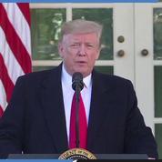 États-Unis : Trump annonce un accord temporaire de fin du «Shutdown»
