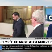 Marine Le Pen : «Je suis étonnée de cette précipitation à mettre [Alexandre Benalla] en garde à vue»