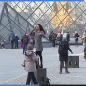 Record de visites en 2018 pour le musée du Louvre