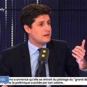 Denormandie : «Un grand débat ce n'est pas un grand défouloir»