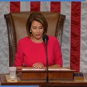 Nancy Pelosi est une nouvelle fois élue présidente de la Chambre des représentants
