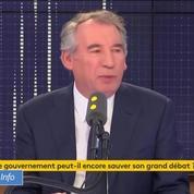 Grand débat : « Il n'y a rien à craindre dans l'expression des citoyens » affirme Bayrou