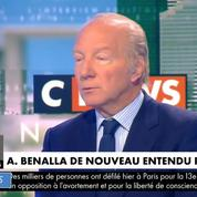 Hortefeux : l'affaire Benalla est «une affaire misérable»