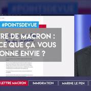 Lettre de Macron aux Français : est-ce que ça vous donne envie ?